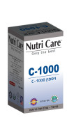 הדמיה לאריזה-ויטמין C 1000